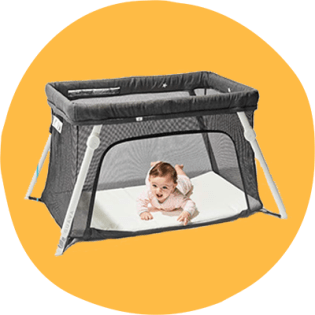 Guava Family Lotus Travel Crib