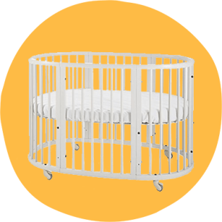 Stokke Sleepi Adjustable Crib