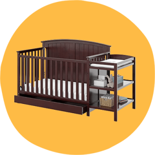Storkcraft Steveston 4-in-1