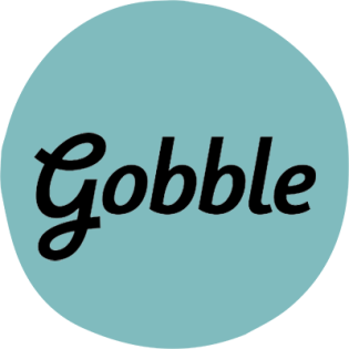 Gobble meal delivery logo