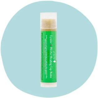 100% Pure's Lysine + Herbs Lip Balm
