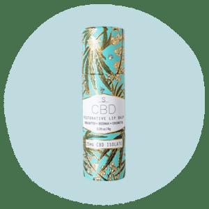 Shea Brand CBD Restorative Lip Balm