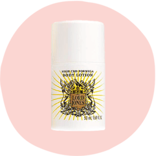 Lord Jones High CBD Formula Grapefruit Body Lotion