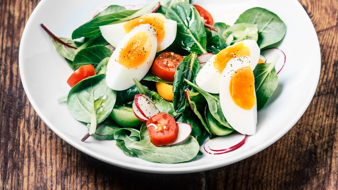 how does the boiled egg diet work