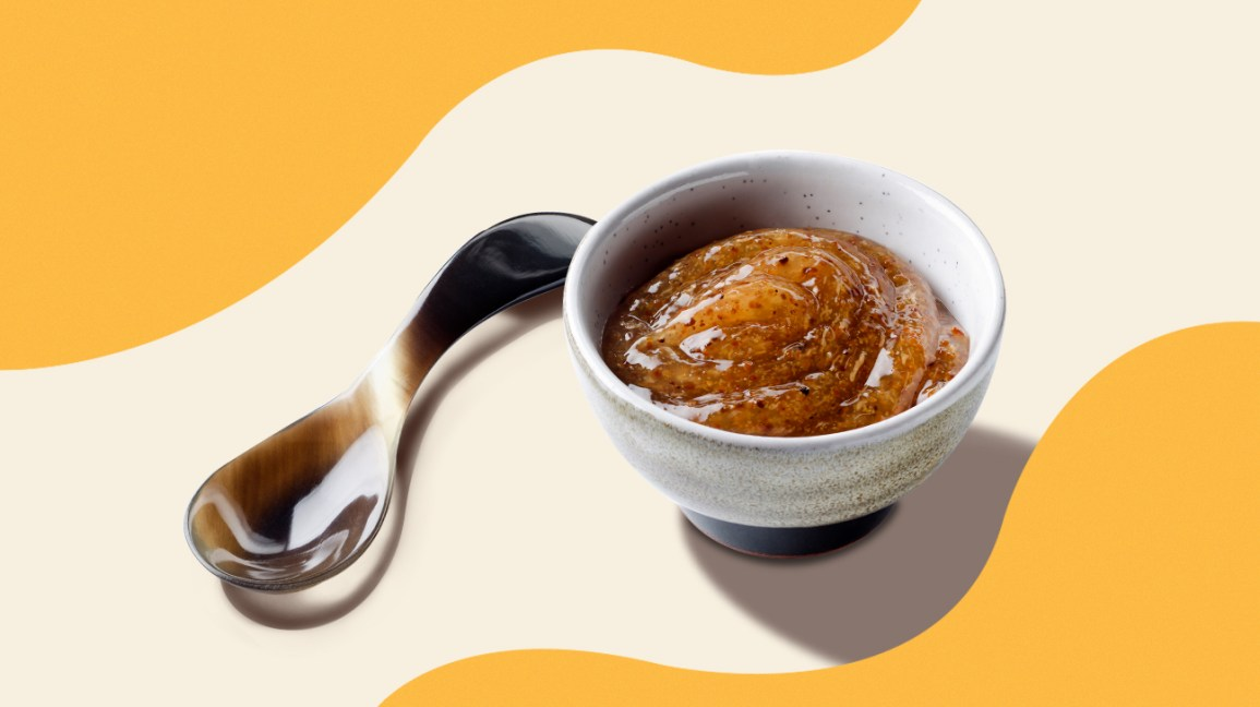 bowl of exfoliating scrub