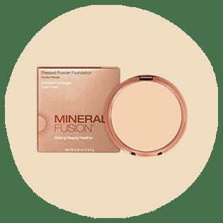 Base de pó compactado de fusão mineral