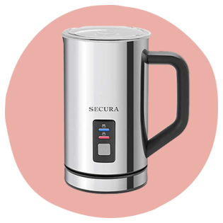 Secura Automatic Electric Frother and Warmer MMF-003