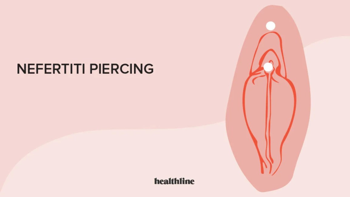 nefertiti piercing