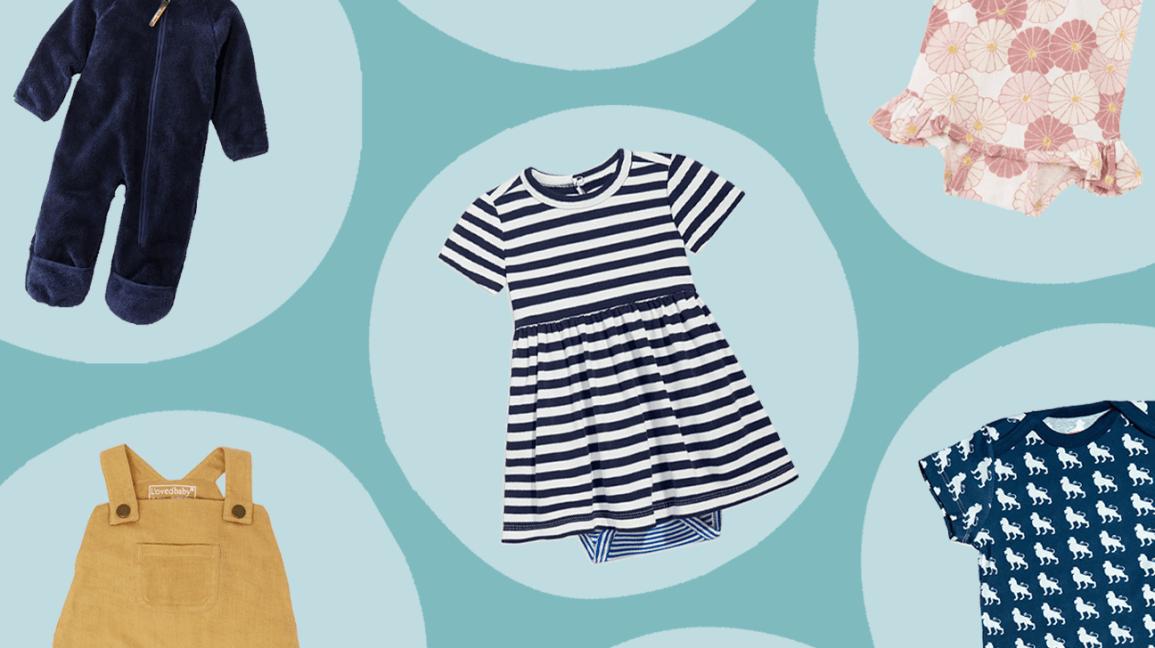 20 Best Baby Clothes Brands 2021 | Healthline Parenthood
