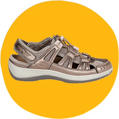 Best Shoes for Bunions Based on Styles