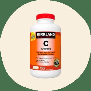 Kirkland Signature Vitamin C