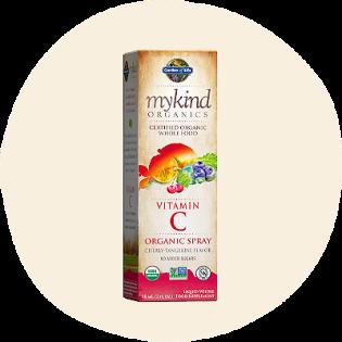 Garden of Life's Organic Vitamin C Spray