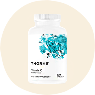 Thorne Vitamin C with Flavonoids