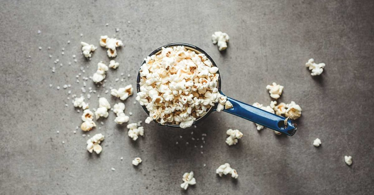 does popcorn have carbs get the facts