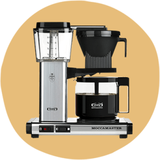 Technivorm Moccamaster 59616 KBG Coffee Brewer