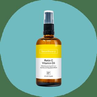 Facetheory Retin C Vitamin Scar Treatment Oil