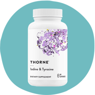 Thorne Iodine with Tyrosine