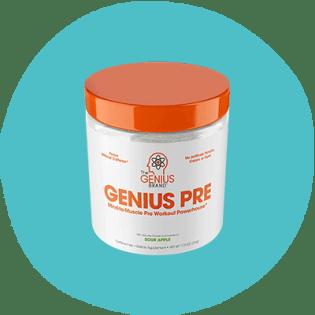 The Genius Brand Genius Pre