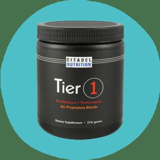 Citadel Nutrition Tier 1