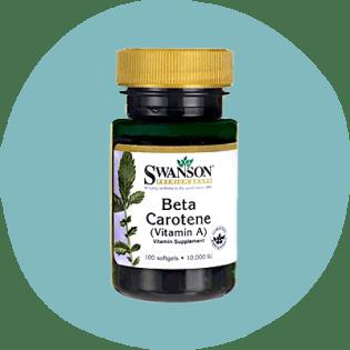 Swanson Beta Carotene