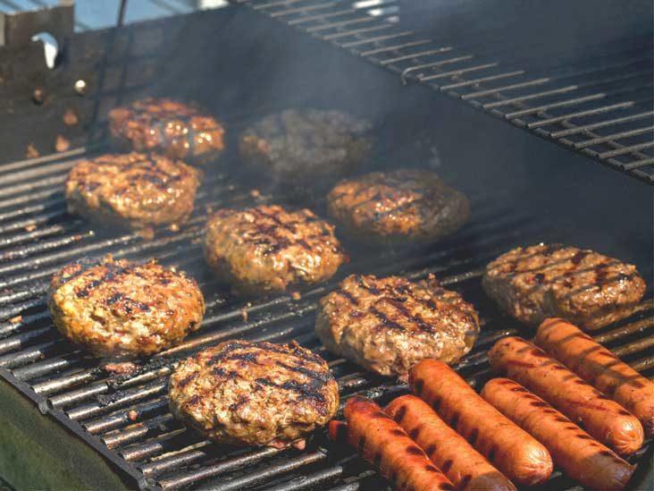 BBQ Grilling Baskets for Kebabs Bananas /& Fruit  x 1 Vegetables Sausages