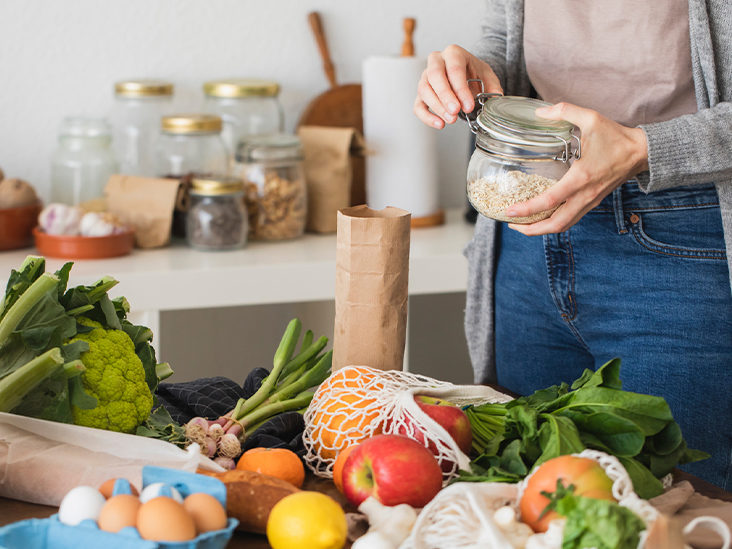 Tips on how to organize your meal each week to improve your lifestyle