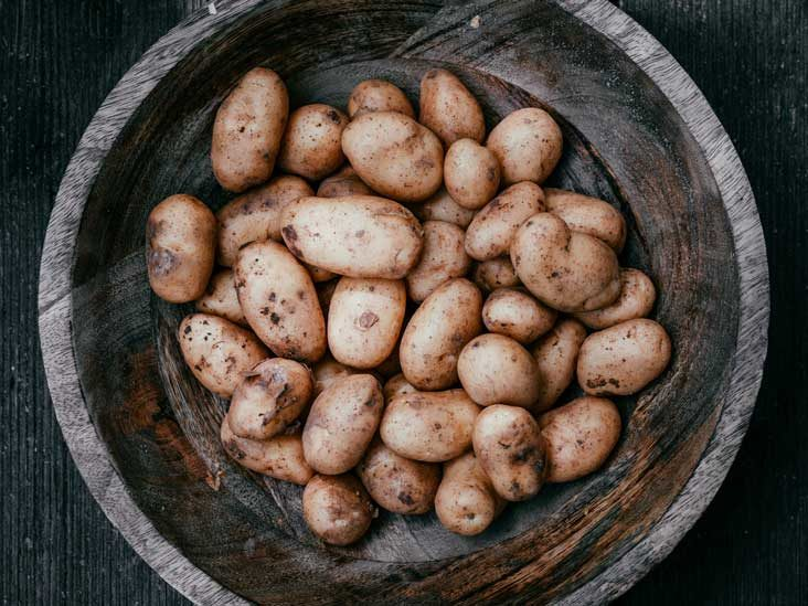 is the all potato diet dangerous