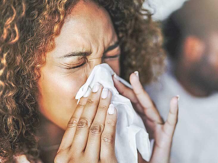 allergi mot linser symptom