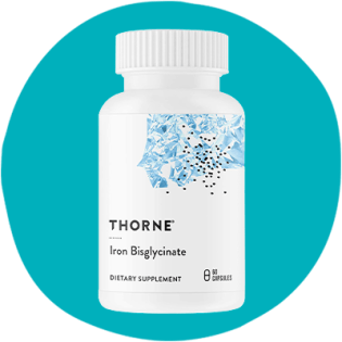 Thorne's Iron Bisglycinate