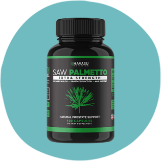 Havasu Nutrition Saw Palmetto