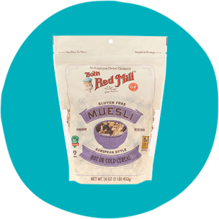 Bob's Red Mill Gluten-Free Muesli