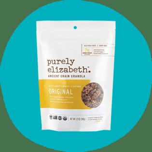 Purely Elizabeth Gluten-Free Granola
