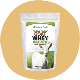 Z Natural Foods Pasture Raised Goat Whey