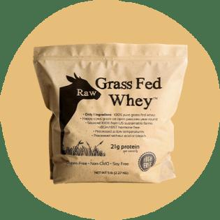Raw Organic Whey