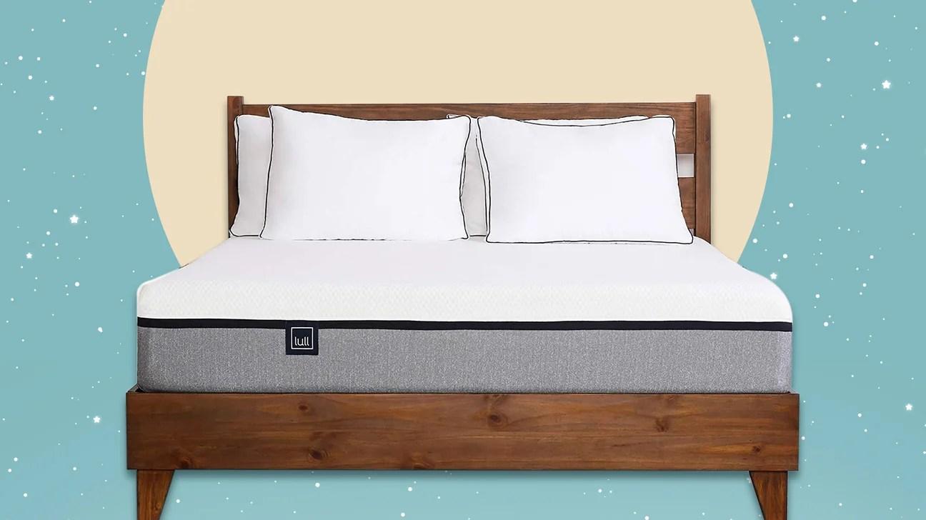 Picture of: 10 Best Mattresses For Platform Beds 2020