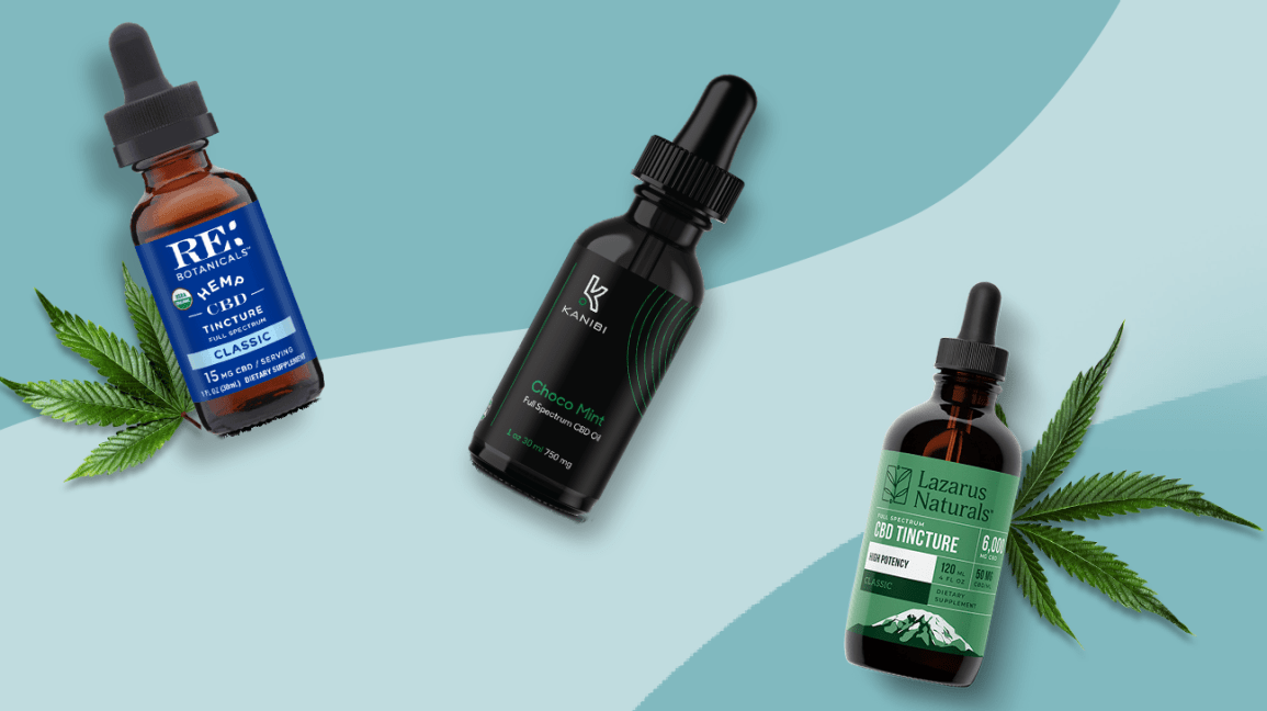 7 Best Full-Spectrum CBD Tinctures of 2020