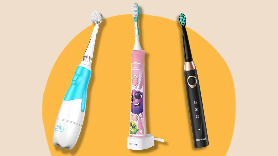 6 Best Electric Toothbrushes for Kids of 2021 | Healthline Parenthood