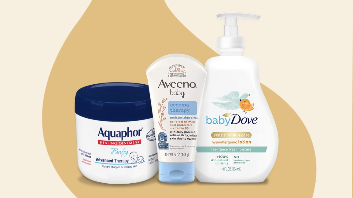 8 Of The Best Baby Lotions Of 2021 Healthline Parenthood