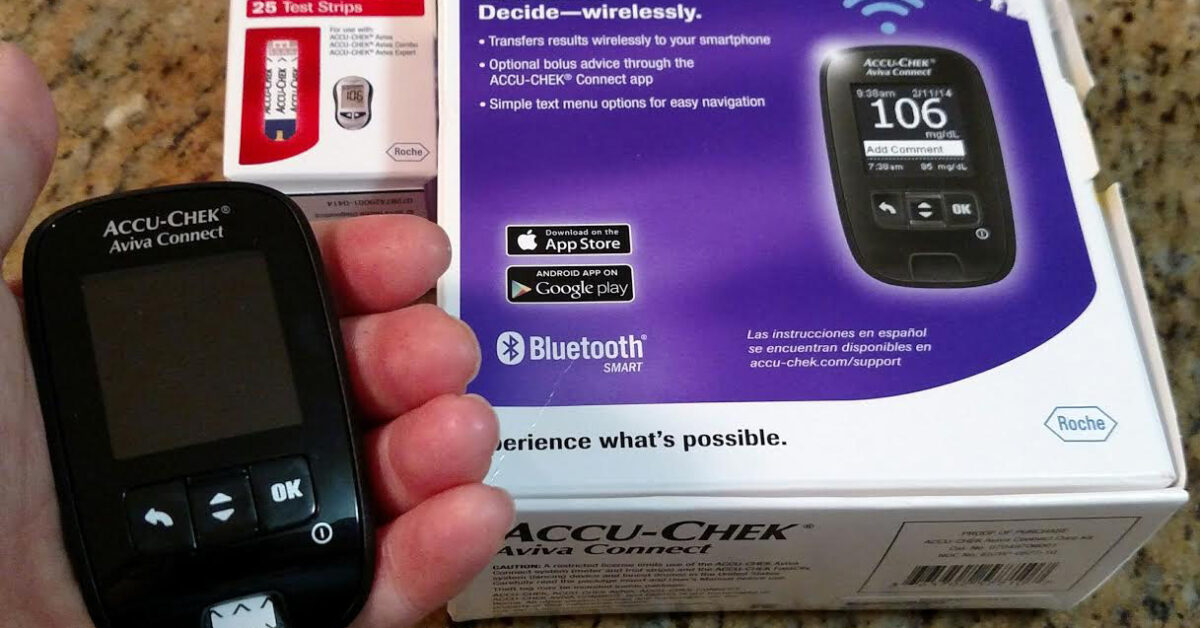 New Glucose Meter Review: Accu-Chek Connect