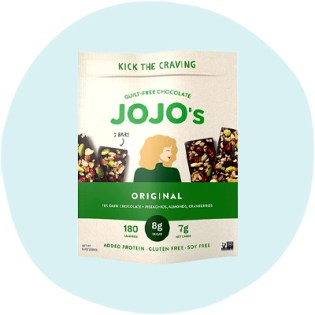 JOJO's Original Guilt-Free Chocolate Bars