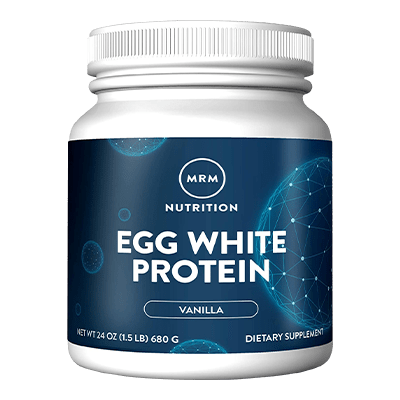 MRM Nutrition Egg White Protein