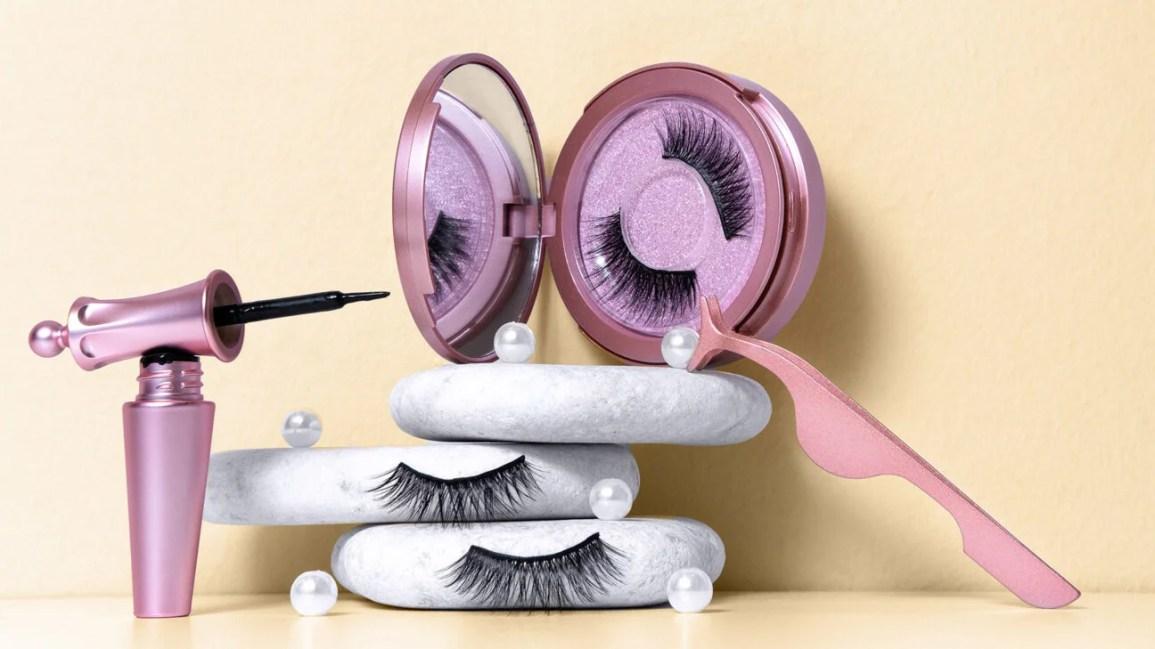 l'eyeliner magnetico è sicuro?