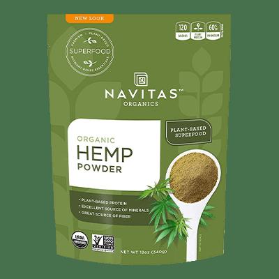 Navitas Organic Hemp Powder