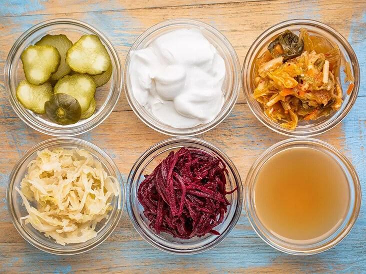 best foods for probiotic diet