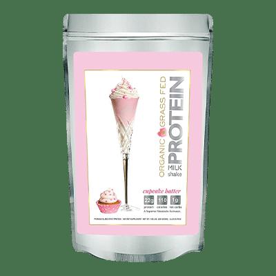 Protein Milkshake Organic Protein Powder Grass Fed Whey Protein