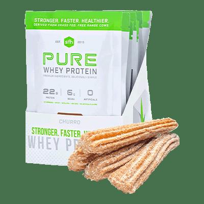 SFH Pure Whey Protein Powder by SFH