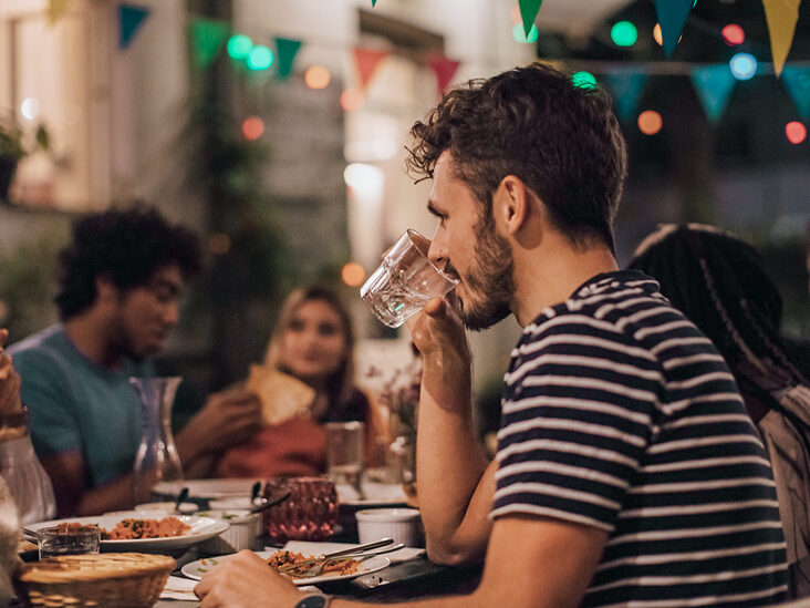 Red Wine and Type 2 Diabetes: Heart Risk Reducer?