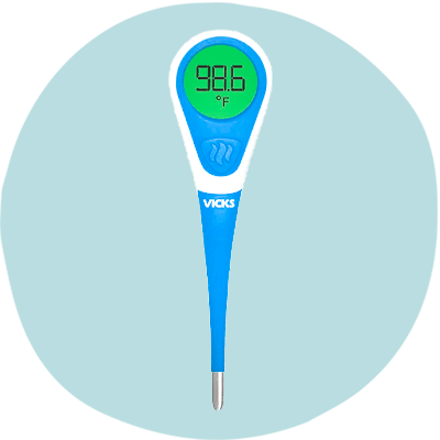 Vicks Comfort Flex  - Finest Thermometer for Each Kind of Measurement