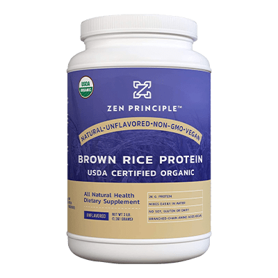 Zen Principle Brown Rice Protein