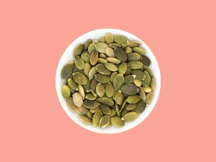 how many pumpkin seeds for prostate